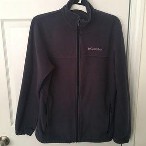 Columbia Mountain Full Zip Midweight Fleece Jacket